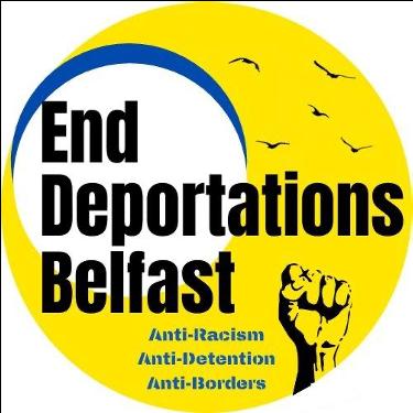 End Deportations Belfast